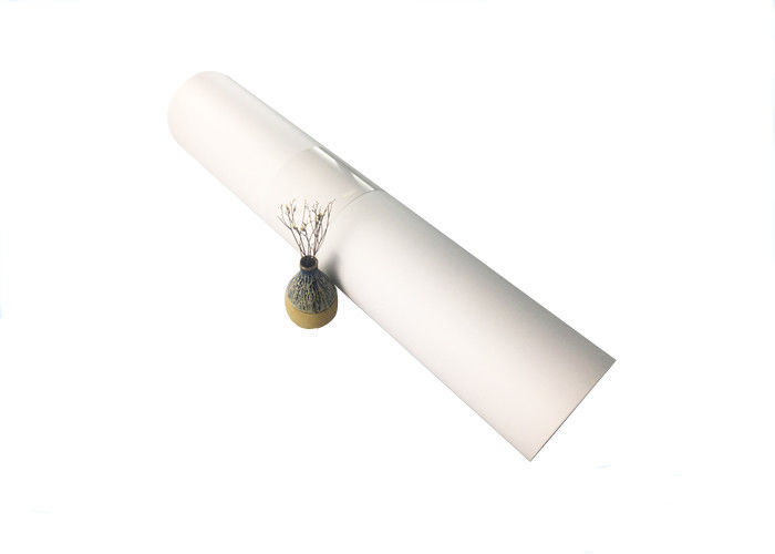 30M Polypropylene Synthetic Paper , Matte Tear Resistant Paper For Wide Format Printers